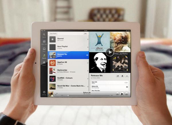 Spotify para iOS comienza a recibir por fin su streaming aleatorio y gratuito