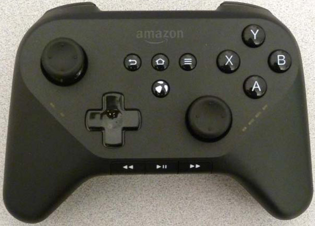 Reported Amazon game controller appears in pictures