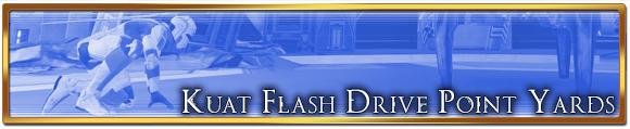 Kuat Flash Drive Point Yards