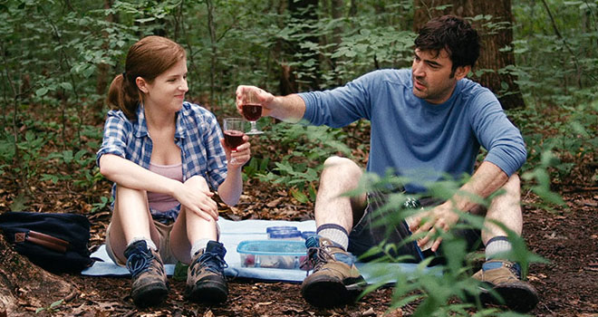 Anna Kendrick and Ron Livingston in 'Drinking Buddies'
