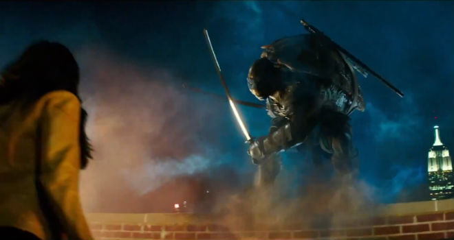teenage mutant ninja turtles teaser trailer