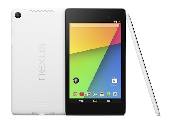 Nexus 7 2013 blanco disponible españa