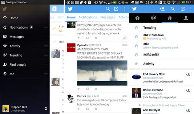 скачать приложение твиттер для андроид - фото 7