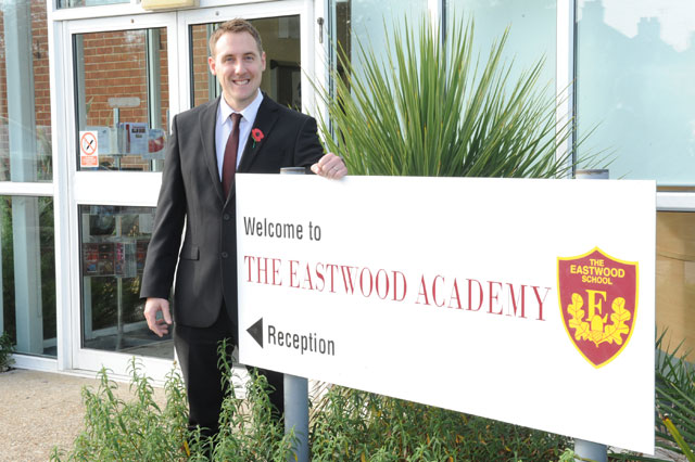 Headteacher of Eastwood Academy