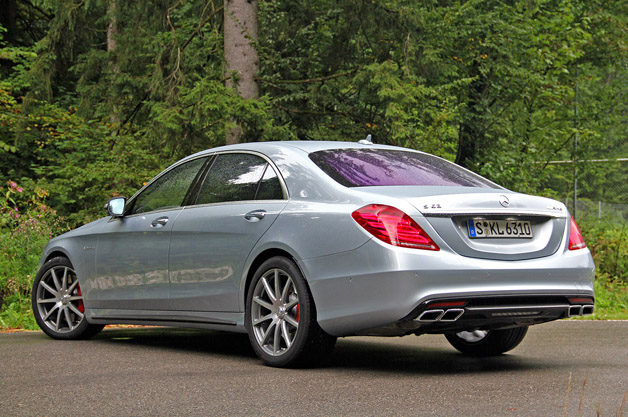2014 mercedes benz s63 amg autoblog for Mercedes benz s63 2014