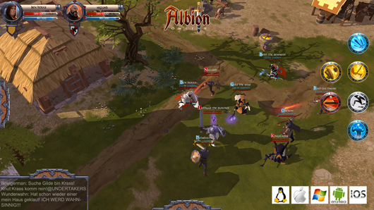 Albion screenshot