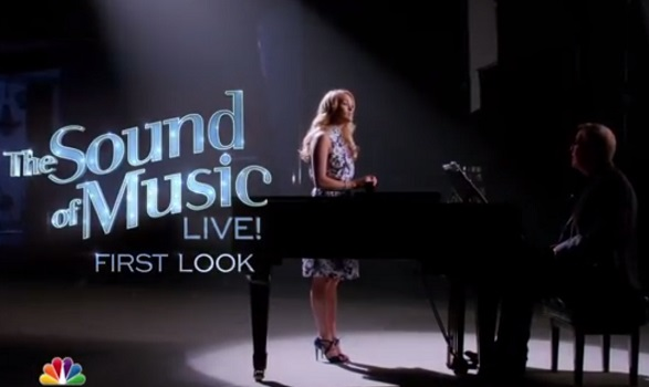 Carrie Underwood in 'Sound of Music'