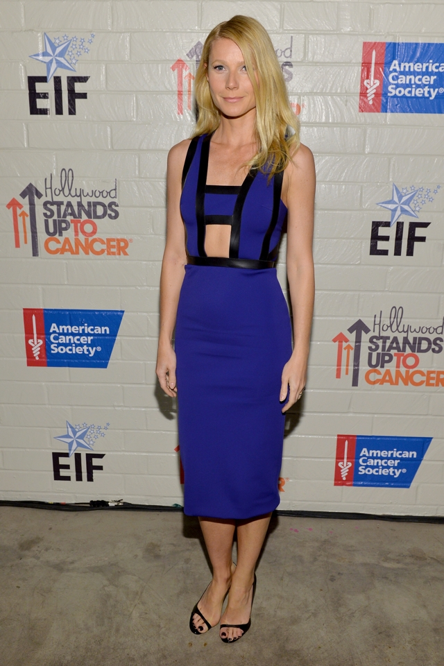 gwyneth-paltrow-david-koma-blue-dress-hollywood-stands-up-to-cancer