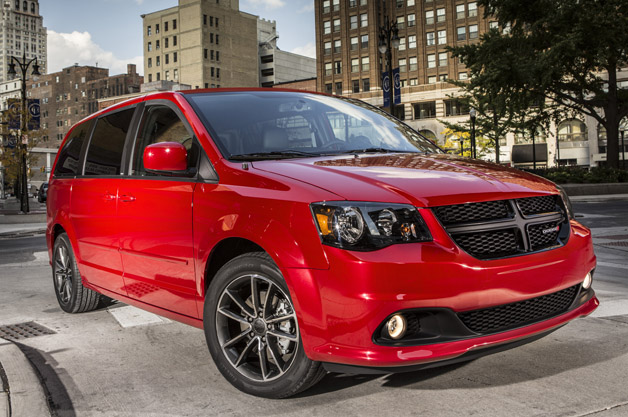 2014 Dodge Grand Caravan 30th Anniversary Edition