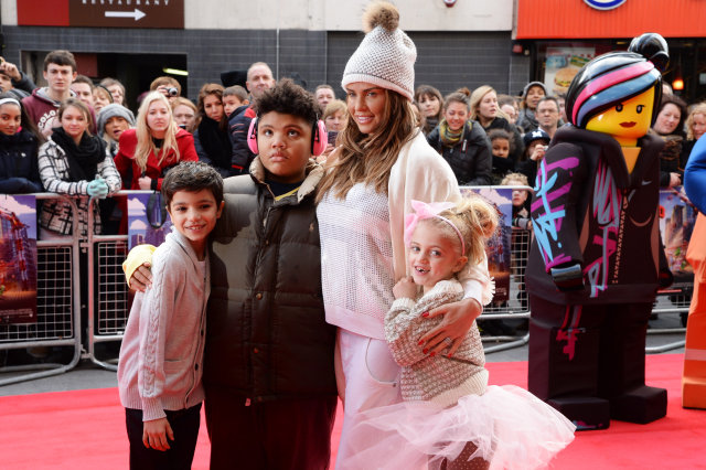 Katie Price and children