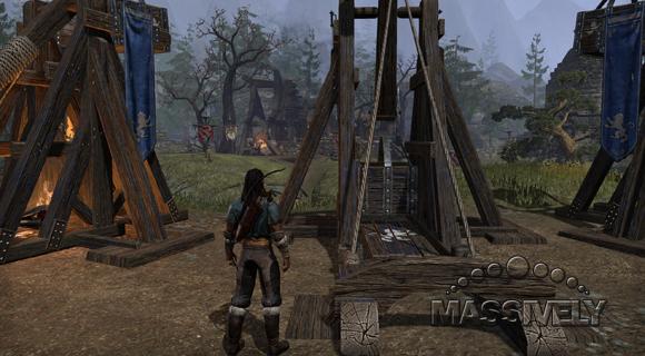 ESO catapult