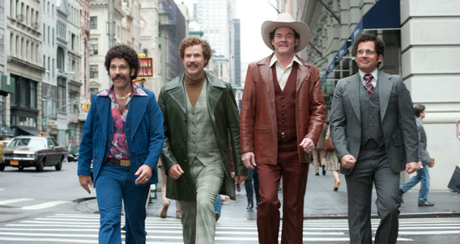 weekend box office anchorman 2