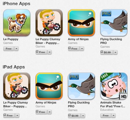 app store rankings