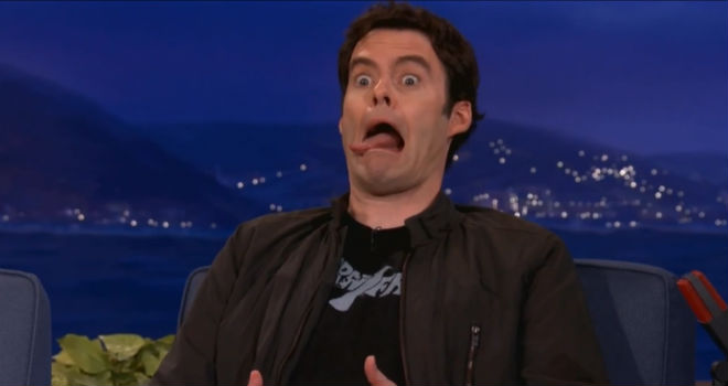 bill hader star wars impressions