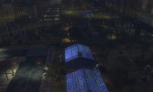 Gotham City! Where even the trees will mug you!