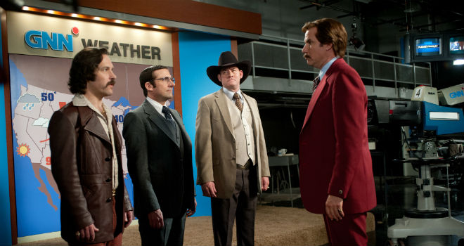 anchorman 2 review