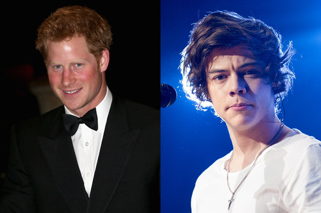 prince harry harry styles