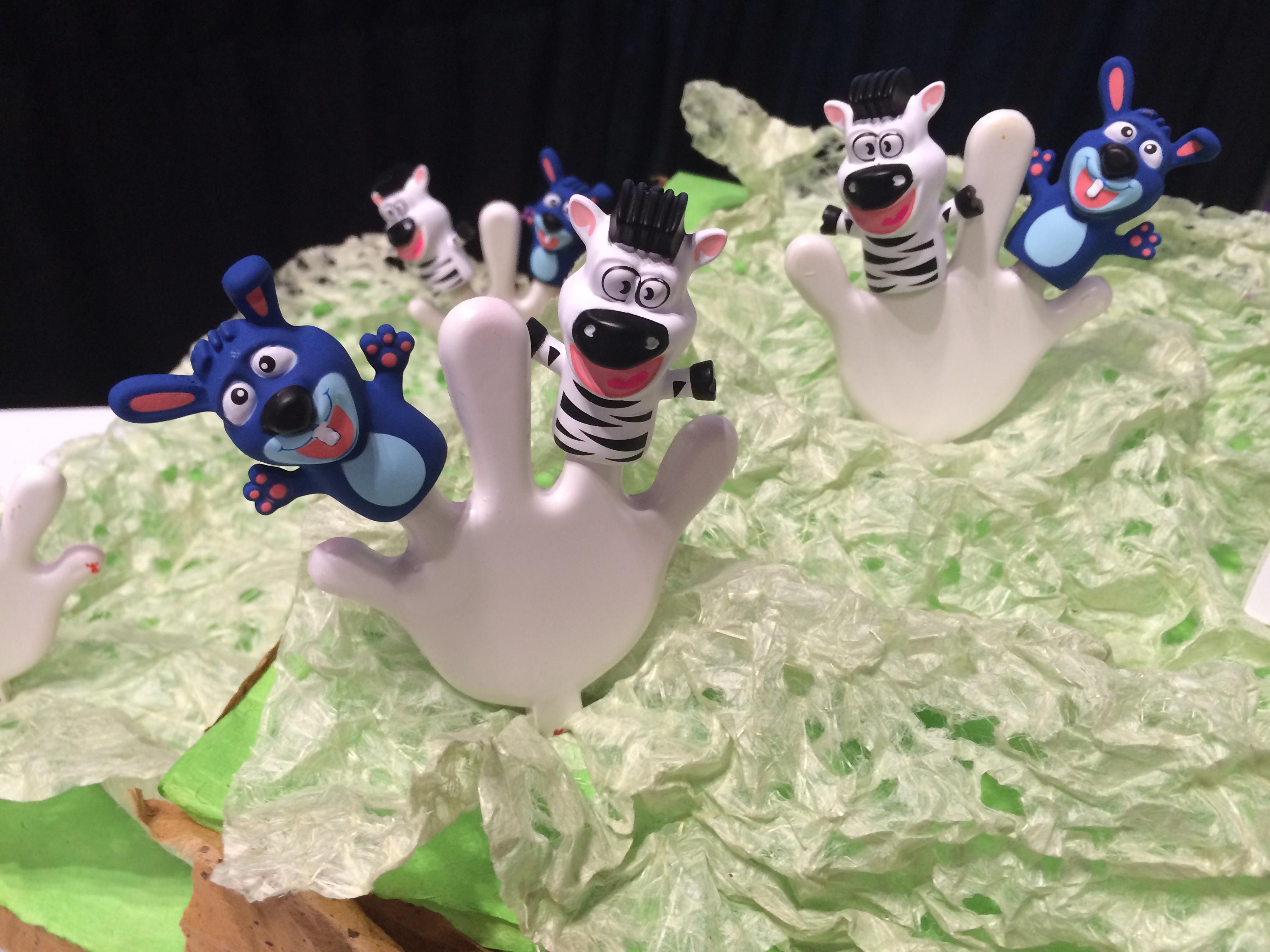 DigiPuppets Toy Fair 2014