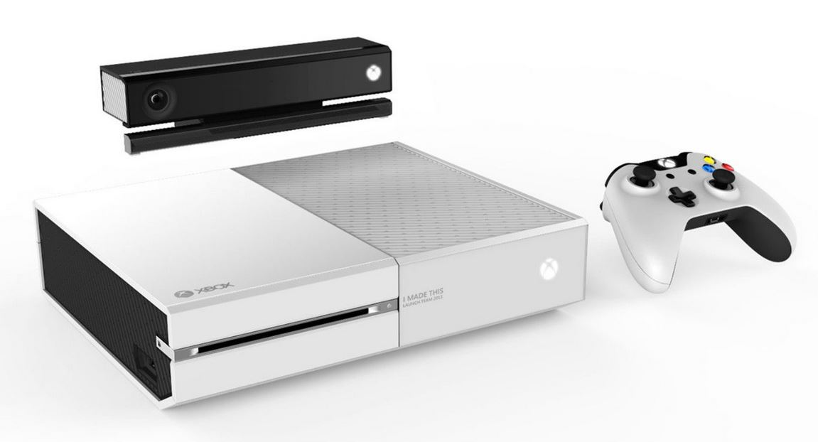 Is Microsoft Releasing a White Xbox One This Year?