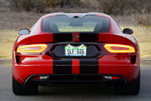 2014 SRT Viper TA Destined for the Track - Mopar Muscle - Hot Rod ...