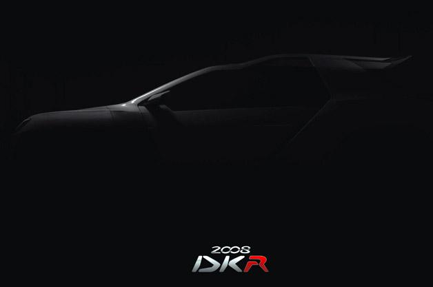 2015 Peugeot 2008 DKR teaser