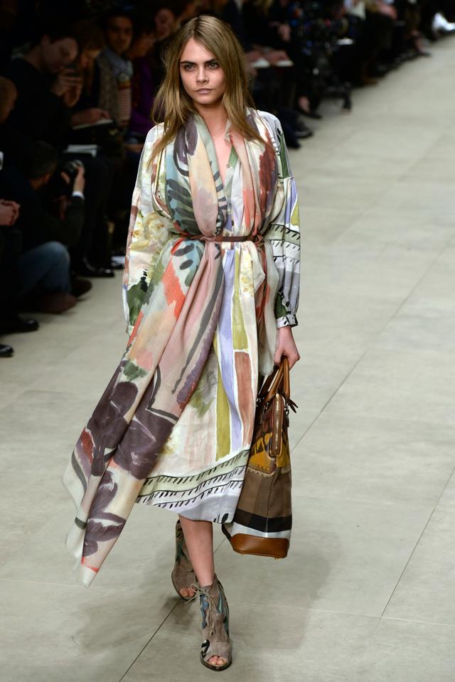 Burberry Prorsum Autumn/Winter 2014 London Fashion Fashion