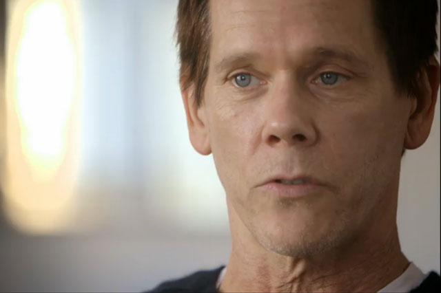 Breaking Bad Bryan Cranston and Kevin Bacon on separation anxiety