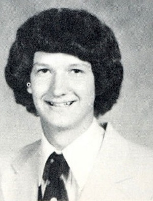 Tim Cook high school shot