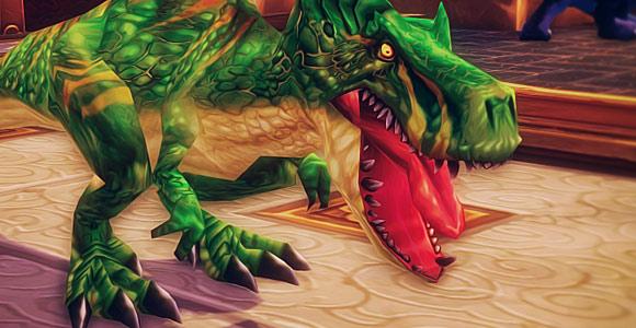 Devilsaur pet