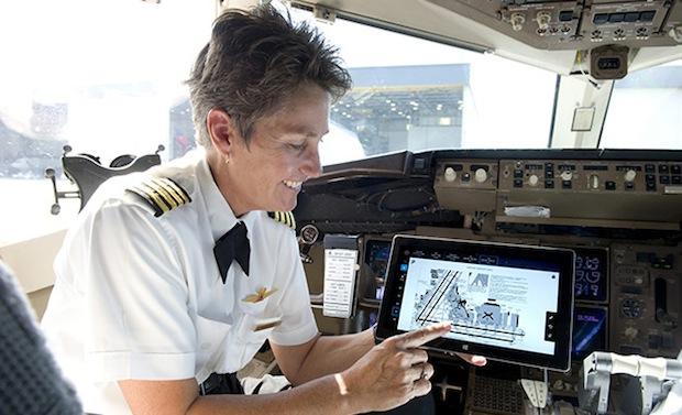 现在可以在美国飞机驾驶舱里起飞了