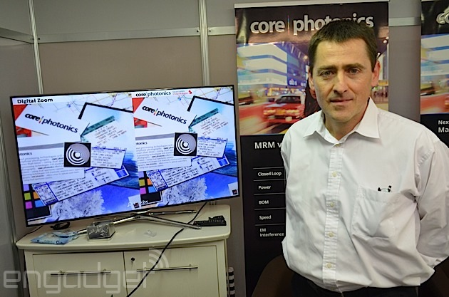 Eran Kali from Corephotonics