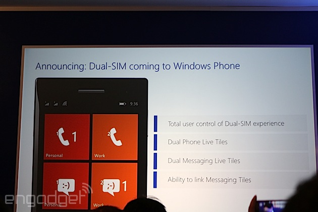 Microsoft: Windows Phone 8.1 will come with more hardware ...