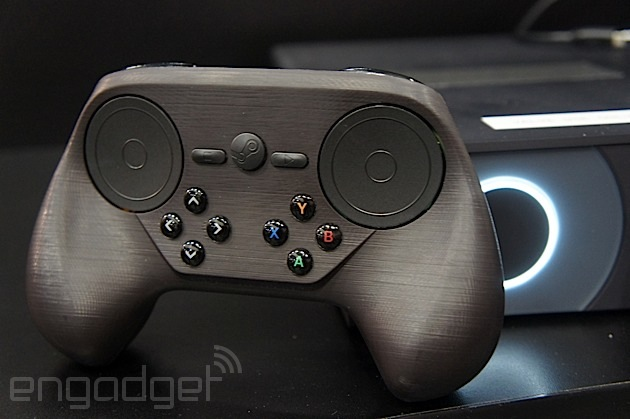 ​Valve: don't expect to buy a Steam Machine until 2015