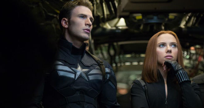captain america the winter soldier extended clip