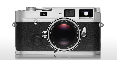 The Leica MP has no need for electricity.