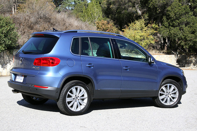 review 2014 volkswagen tiguan bluemotion tdi clublexus. Black Bedroom Furniture Sets. Home Design Ideas