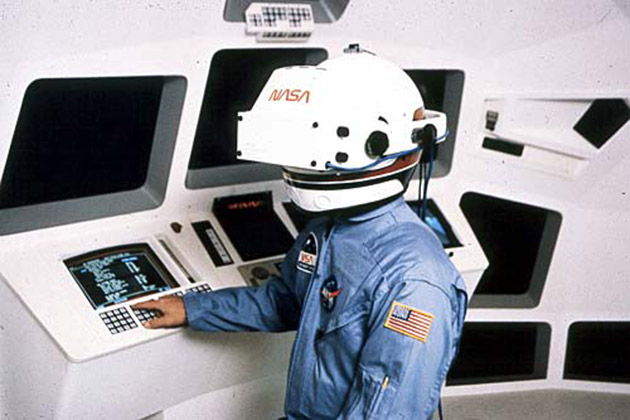 Time Machines: NASA goes virtual at CES | Engadget
