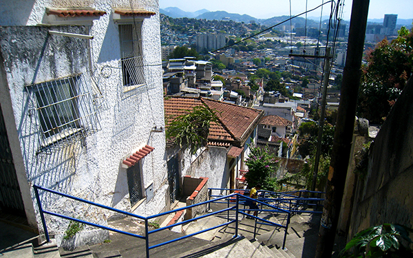 Santa Teresa neighborhood Rio de Janeiro