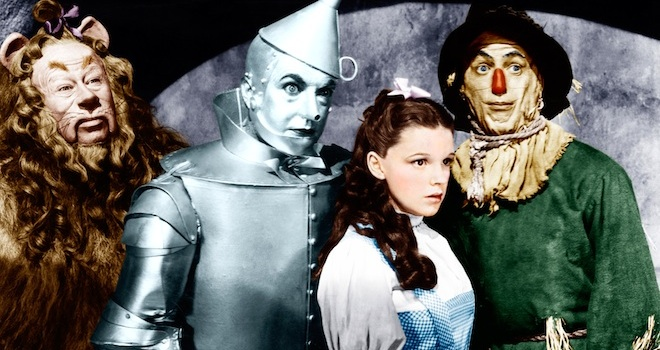 Reel Meals: Follow the Sticky-Sweet Yellow-Brick Road With 'The Wizard of Oz'