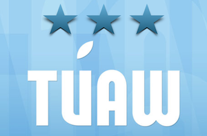 TUAW, rating, 3 stars out of 4 possible