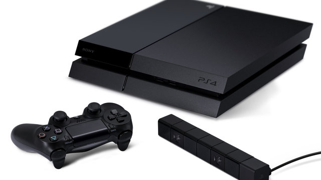 Sony: PS4 to be 'Supply-Challenged' Until 2014
