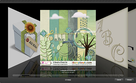Greeting Card Shop Kit Preview