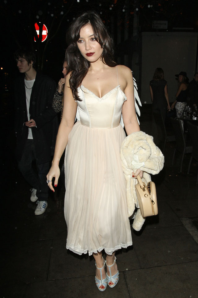 Various at Love Magazine Party held at The Lady Ottoline  Featuring: Daisy Lowe Where: London, United Kingdom When: 18 Dec 2013 Credit: WENN.com