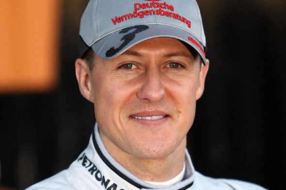 Michael Schumacher's family told only