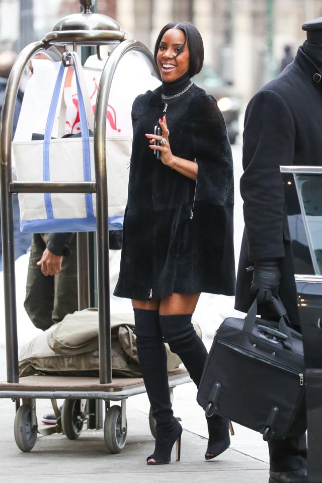 kelly-rowland-cape-thigh-high-boots-new-york-fashion-week