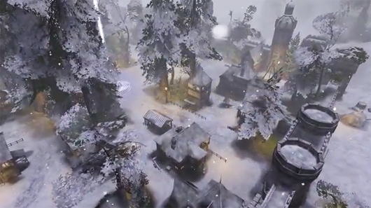 Darkfall adds clan markets and realistic weather effects