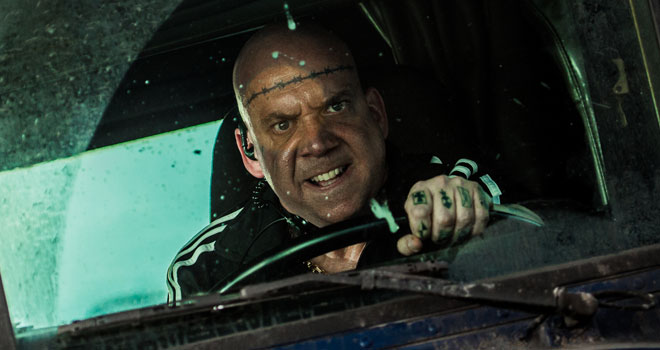 Paul Giamatti as The Rhino in 'The Amazing Spider-Man 2'