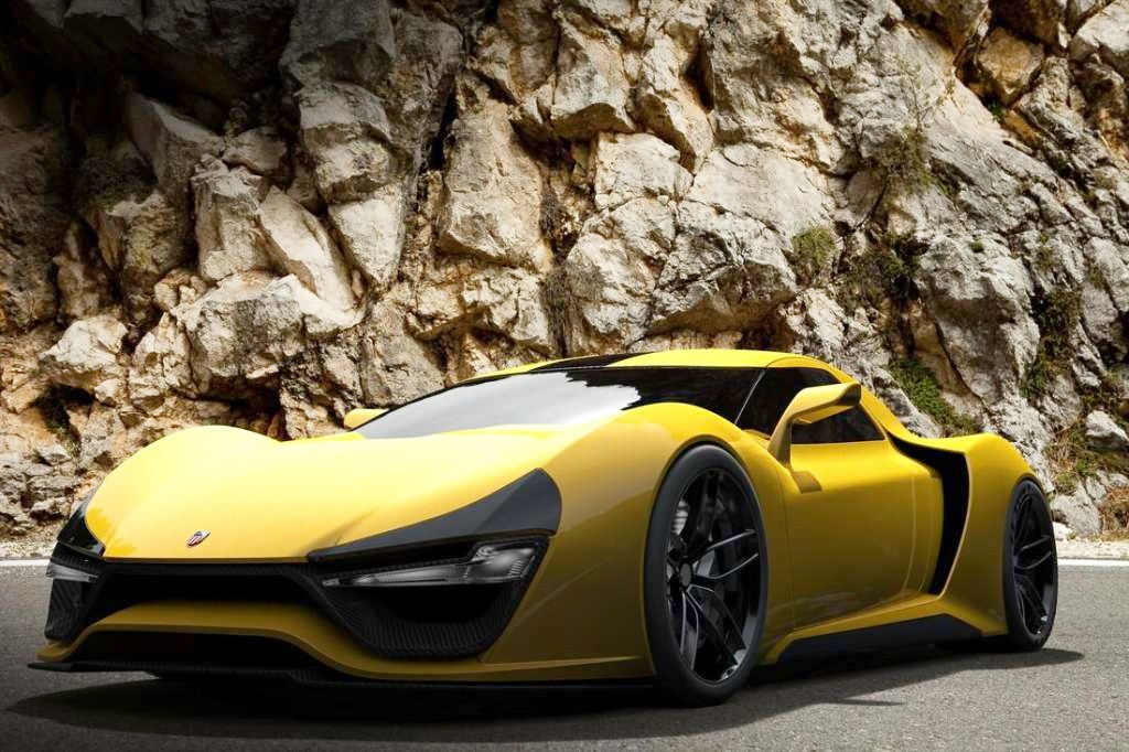Trion Nemesis, Trion, super car, supersportwagen, Trion, Nemesis, V8, sportwagen, breaking