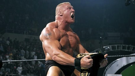 WWE, Heavyweight Champion, Brock Lesnar