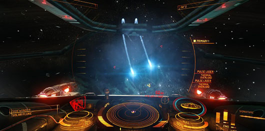 Elite: Dangerous alpha